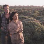 shirin-william-sunset-walking